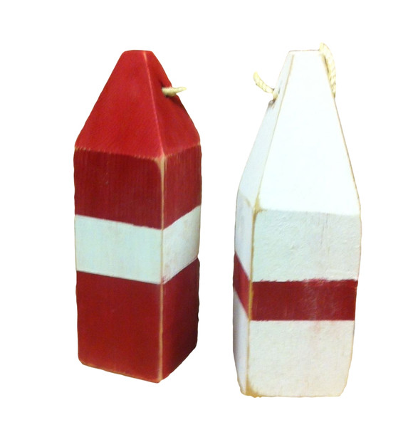 Red Cedar Buoy Nautical Seasons
