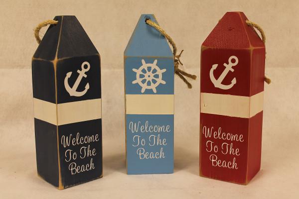 Welcome Buoys Nautical Seasons