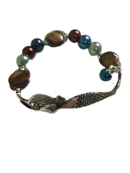 Mermaid Bracelet Nautical Seasons