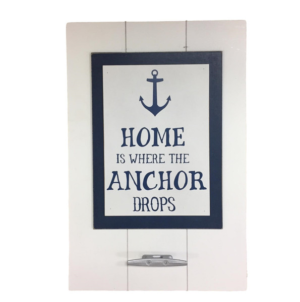 Home is Where the Anchor Drops Nautical Seasons