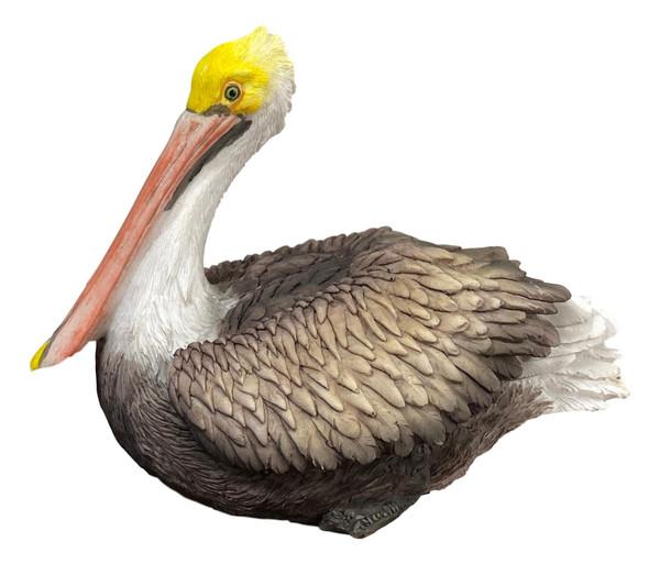 Pelican Decoration  Nautical Seasons