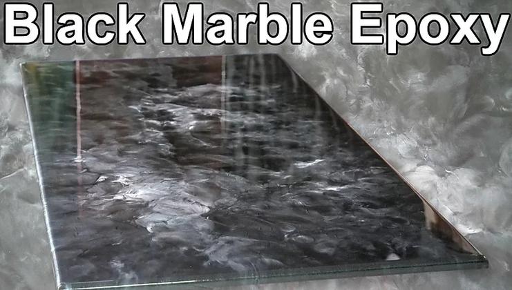 Black Marble Epoxy