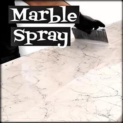Marble Spray Technique