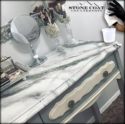 Epoxy Marble Furniture Flip