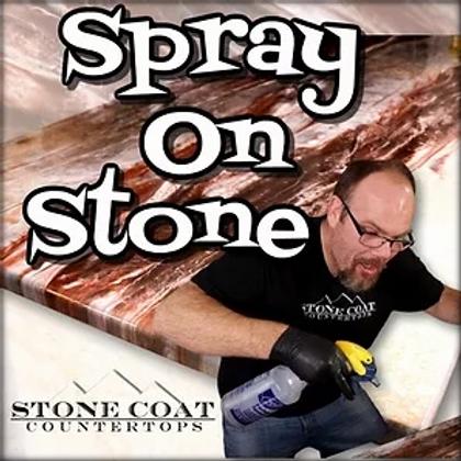 Spray on Stone Epoxy