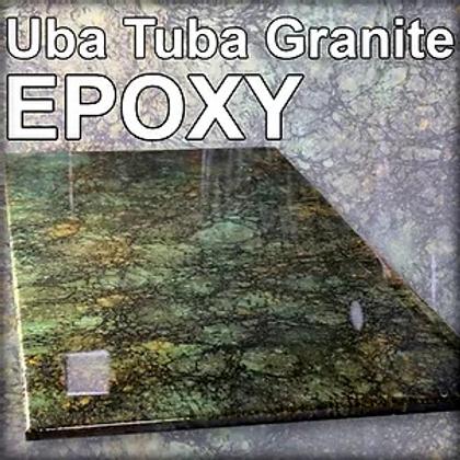 Uba Tuba Granite Epoxy
