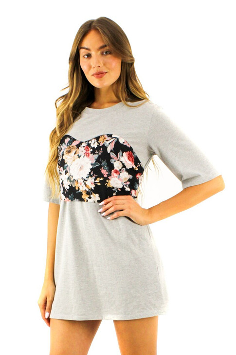 Printed Mini Dress 6pcs