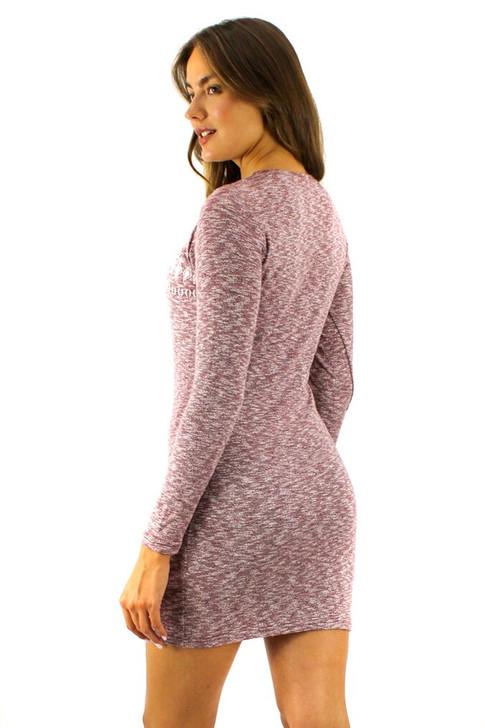 Skinny Mini Dress 6pcs
