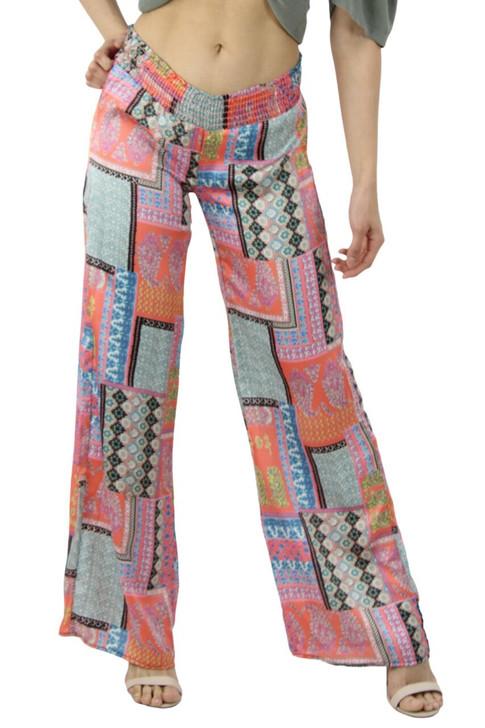 Colorful Summer Light Thin Straight Pant 6pcs