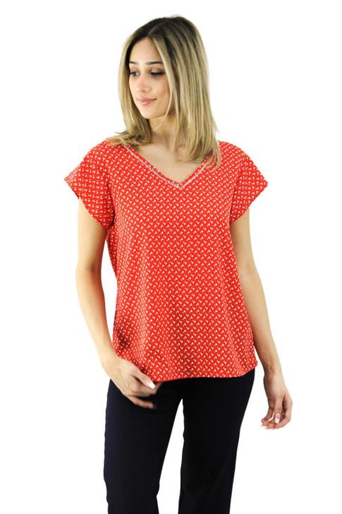 Light Red T-Shirt 6pcs
