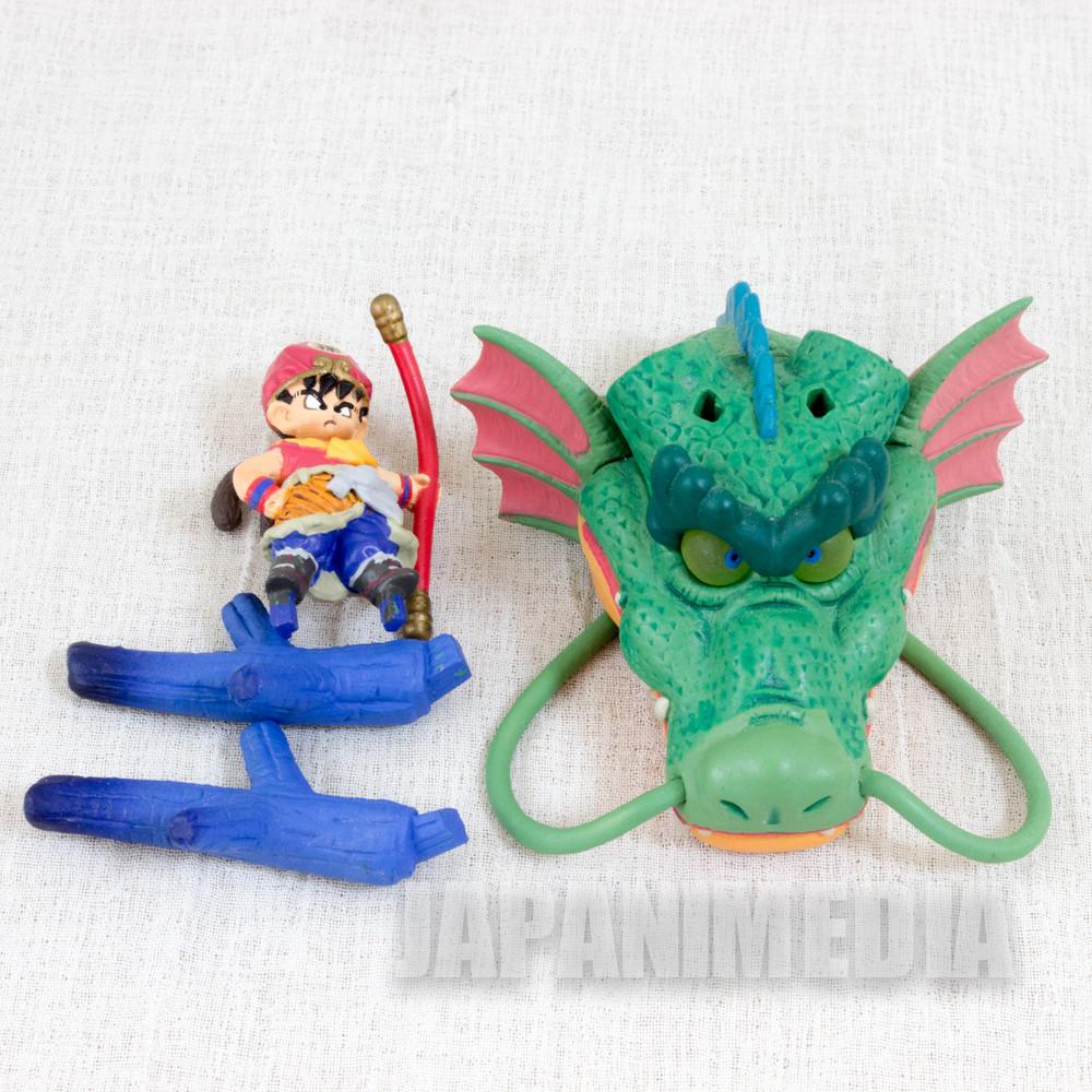 Dragon Ball Z Son Gohan & Shenron Dragon ball Capsule Figure JAPAN ANIME MANGA