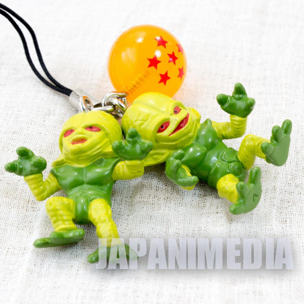 Dragon Ball Z Saibaiman Figure Strap JAPAN ANIME MANGA