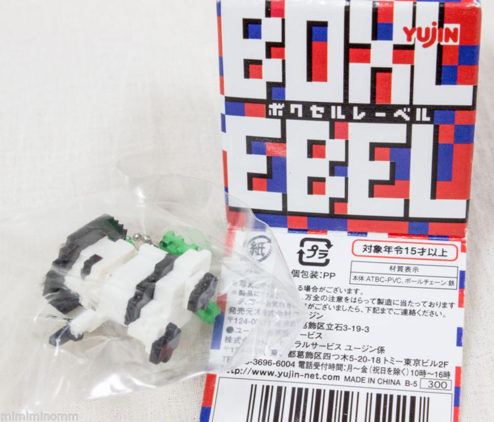 BOXLEBEL Famicom Character Figure Key Chain Western Gun Taito Namco JAPAN NES
