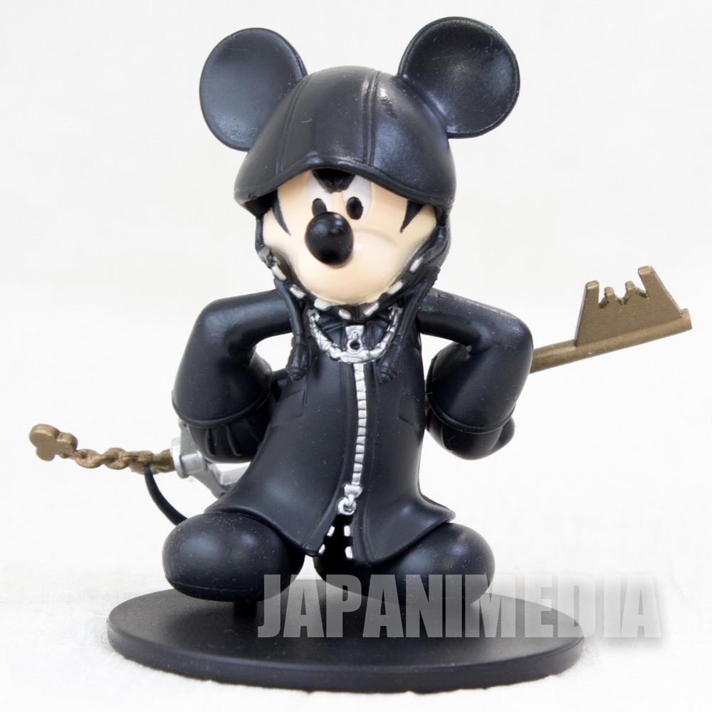 Kingdom Hearts King (Mickey Mouse) Disney Magical Collection Figure Tomy JAPAN
