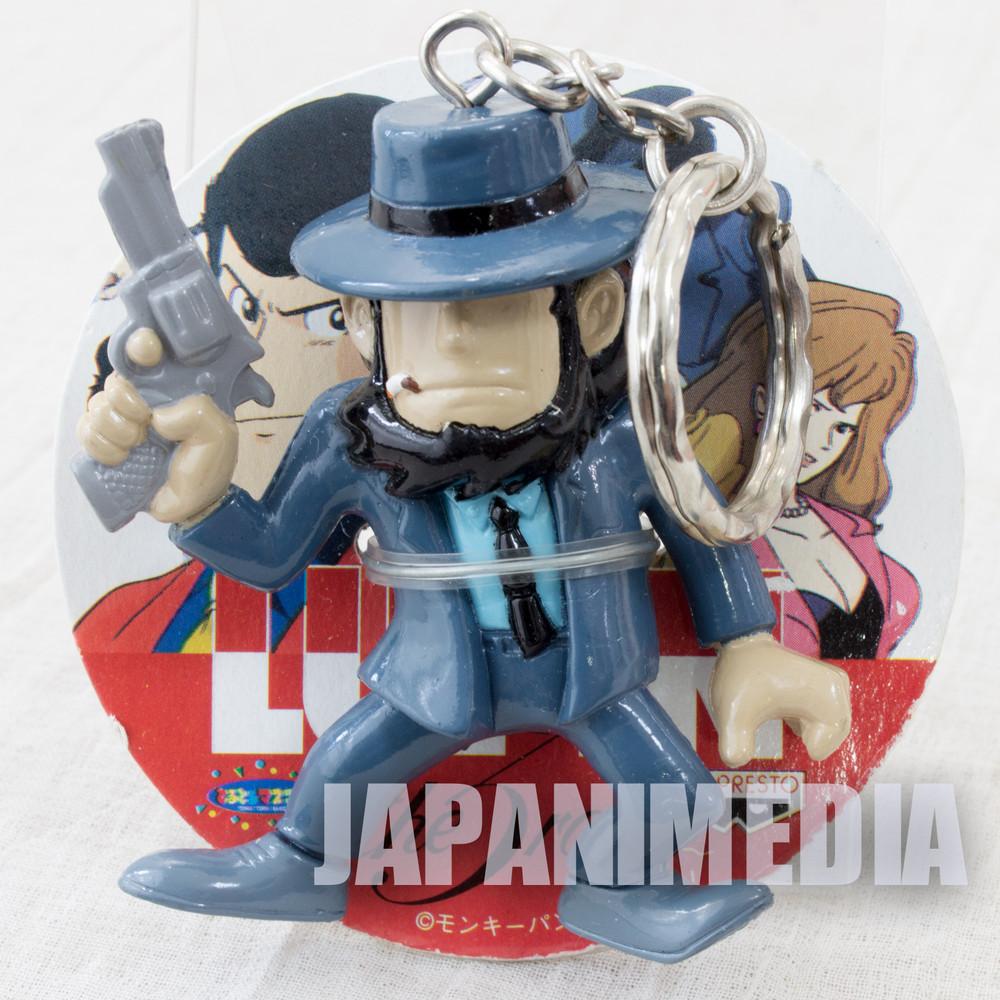 Lupin the Third (3rd) Daisuke Jigen Figure Keychain Banpresto JAPAN ANIME MANGA