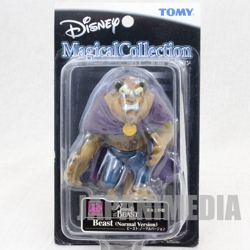 Beauty and the Beast  Beast Disney Magical Collection Figure (Normal ver.) Tomy JAPAN ANIME