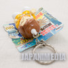 KochiKame Keiichi Nakagawa Soft Vinyl Figure Keychain JAPAN ANIME