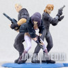 Ghost in the Shell Motoko Kusanagi & Batou & Togusa Figure Set Megahouse JAPAN