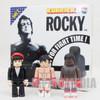 ROCKY 1 Kubrick figure set APOLLO ADRIAN Medicom Toy JAPAN Sylvester Stallone