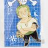One Piece Roronoa Zoro Metal Charm Keychain Shonen Jump JAPAN ANIME