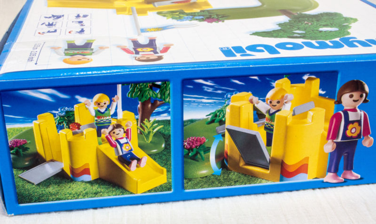 Playmobil 3235 Children and Slider