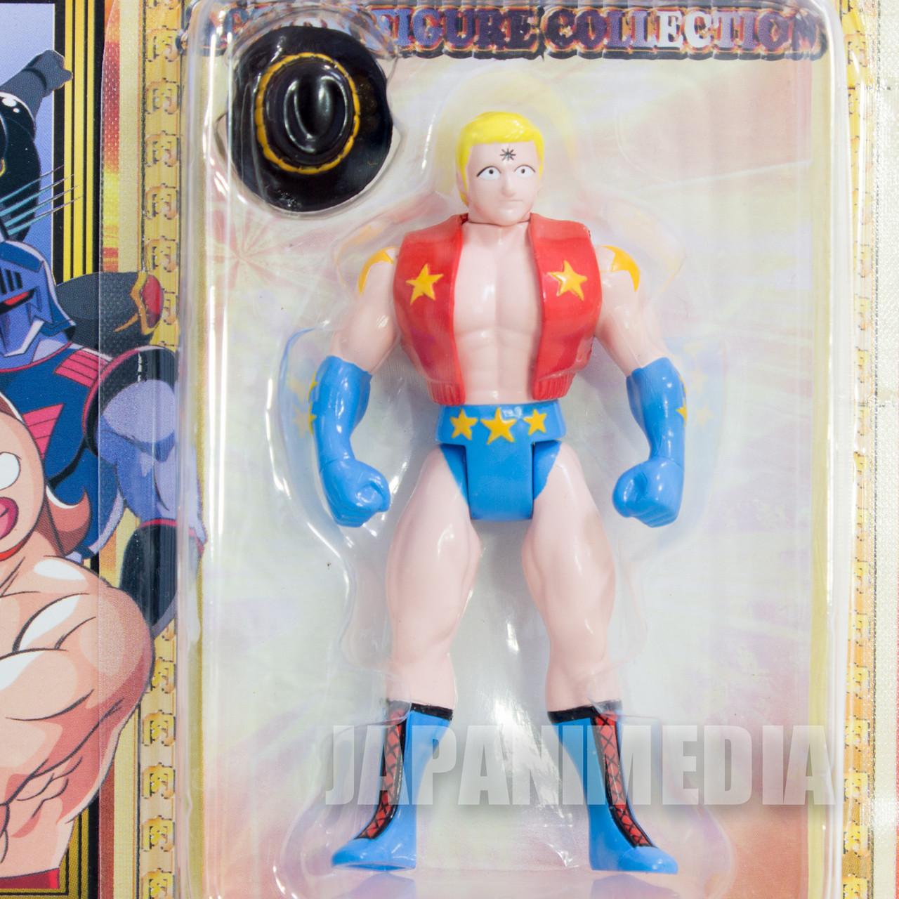 Muscleman anime figure JUMP 50TH 25 cm Kinnikuman Anime figurine taille
