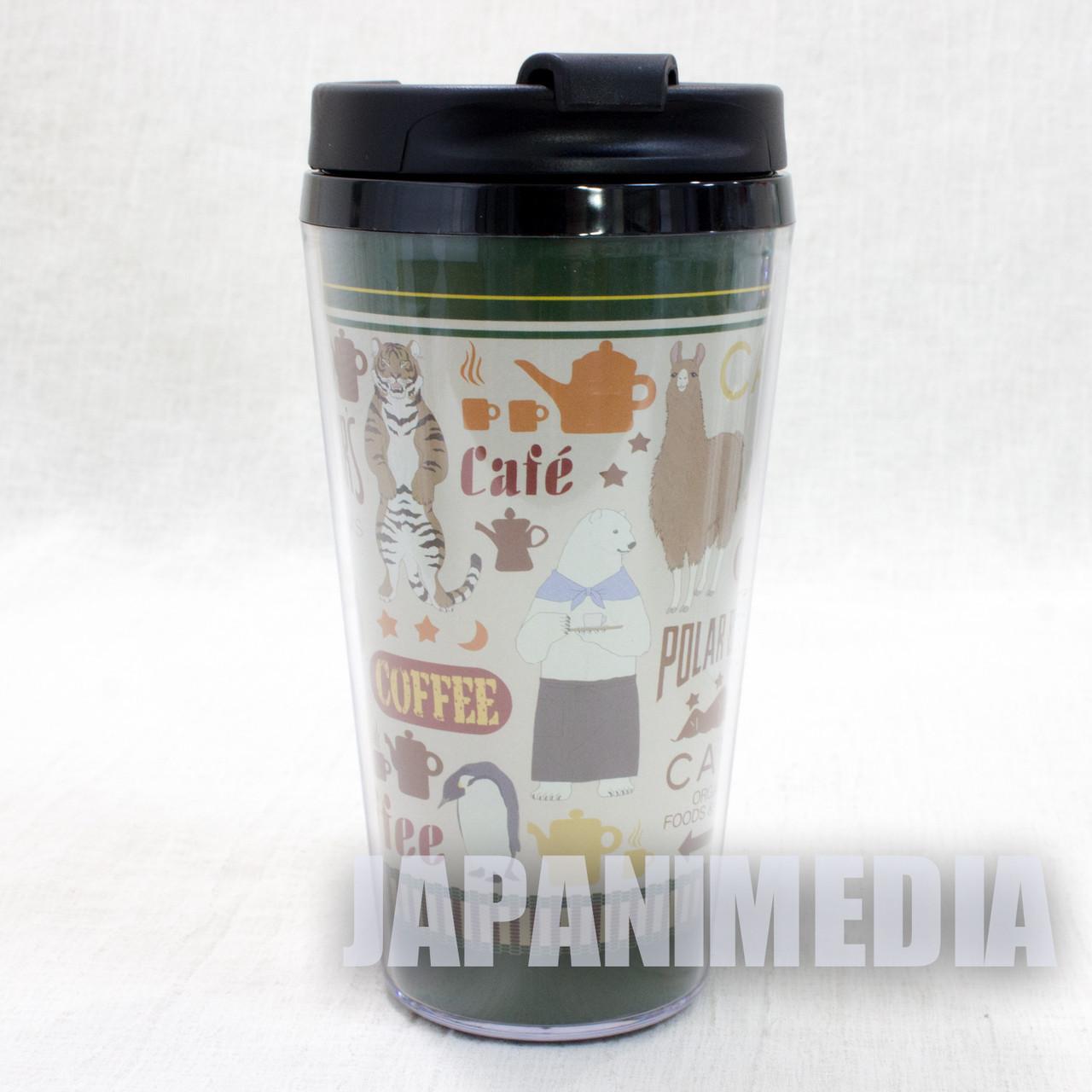 2014 Ichiban Kuji D Shirokuma Cafe Tumbler Polar Bear Cafe Limited Kawaii Japan