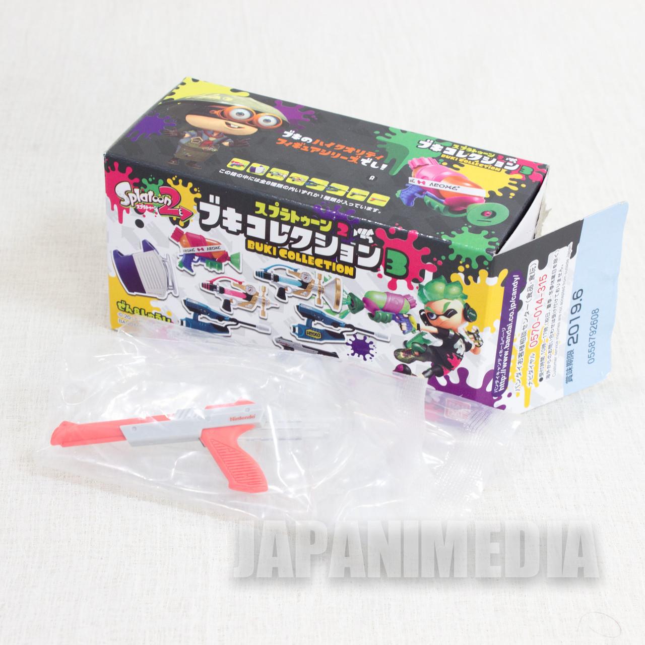 Splatoon 2 N-ZAP '89 Weapon Figure Collection JAPAN Nintendo Switch