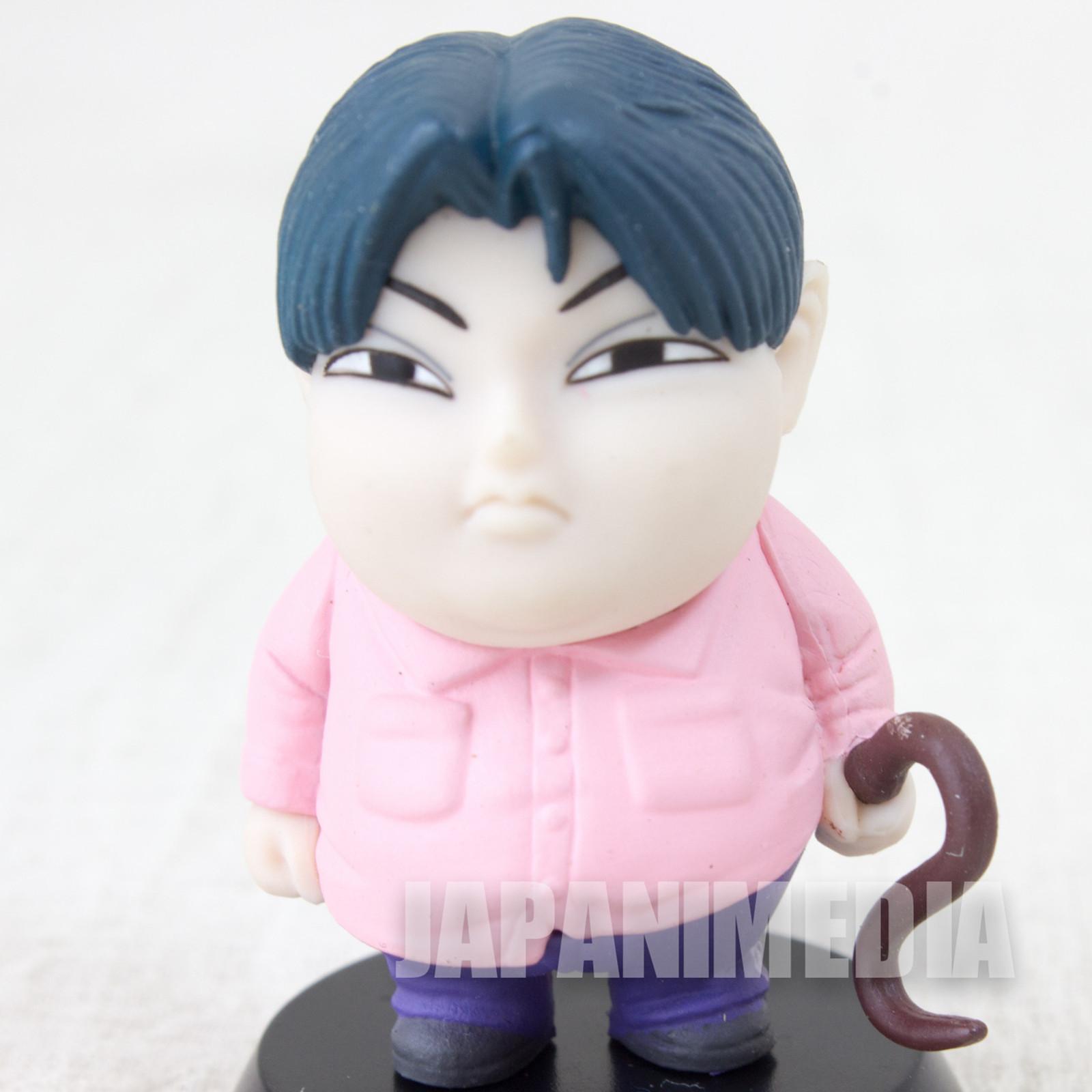 HUNTER x HUNTER Milluki Zoldyck Anime Heroes Mini Big Head Figure JAPAN ANIME MANGA
