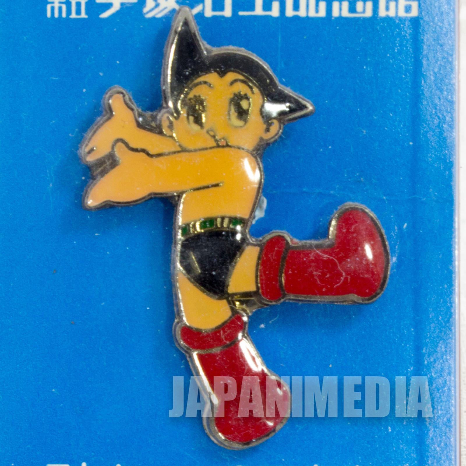 Astro Boy Atom Pins The Osamu Tezuka Manga Museum JAPAN ANIME #1