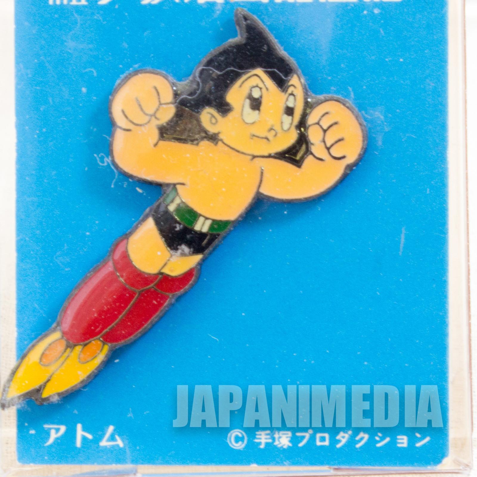 Astro Boy Atom Pins The Osamu Tezuka Manga Museum JAPAN ANIME #2