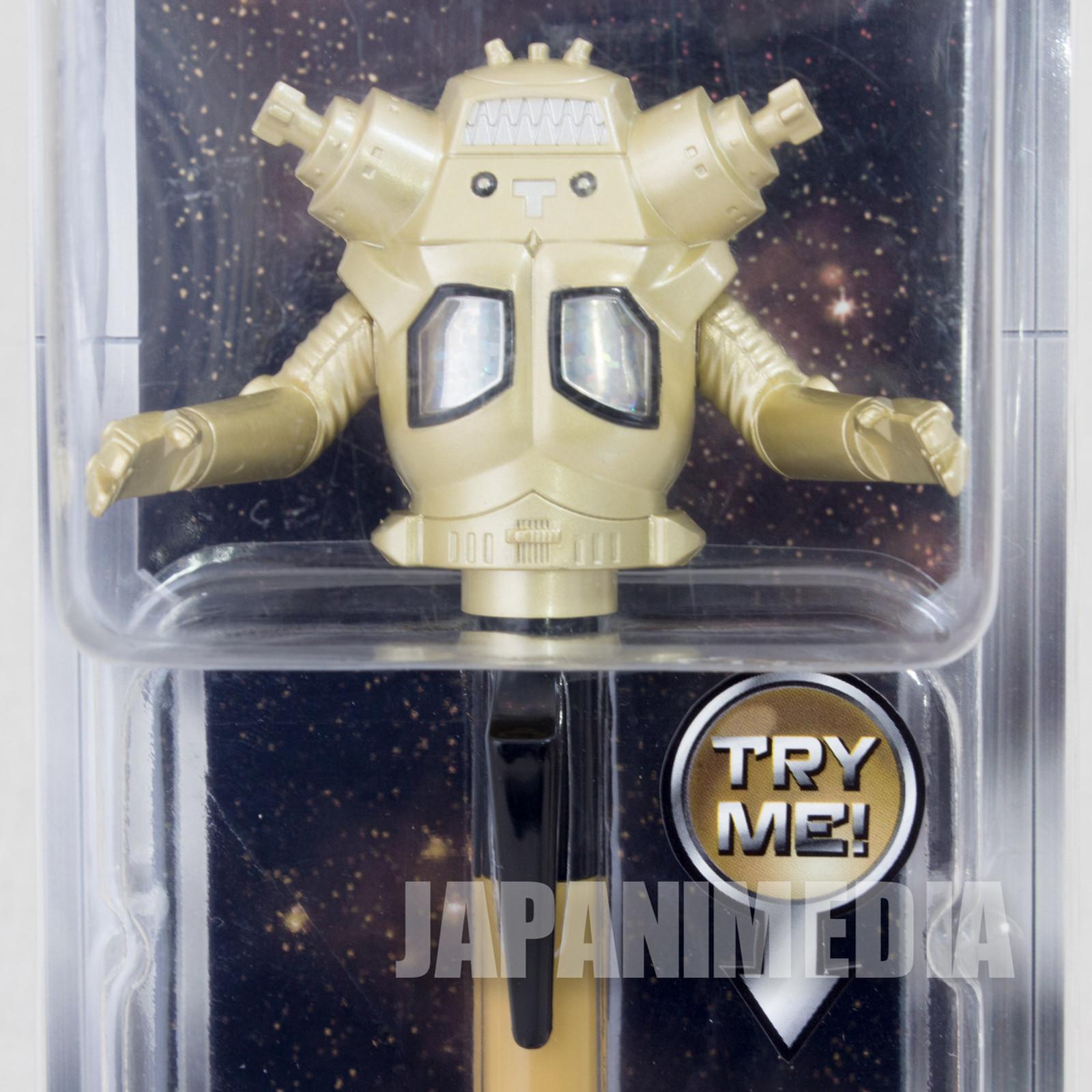 Ultraman King Joe Action Oily Ball Point Pen Sun-Star JAPAN ANIME MANGA