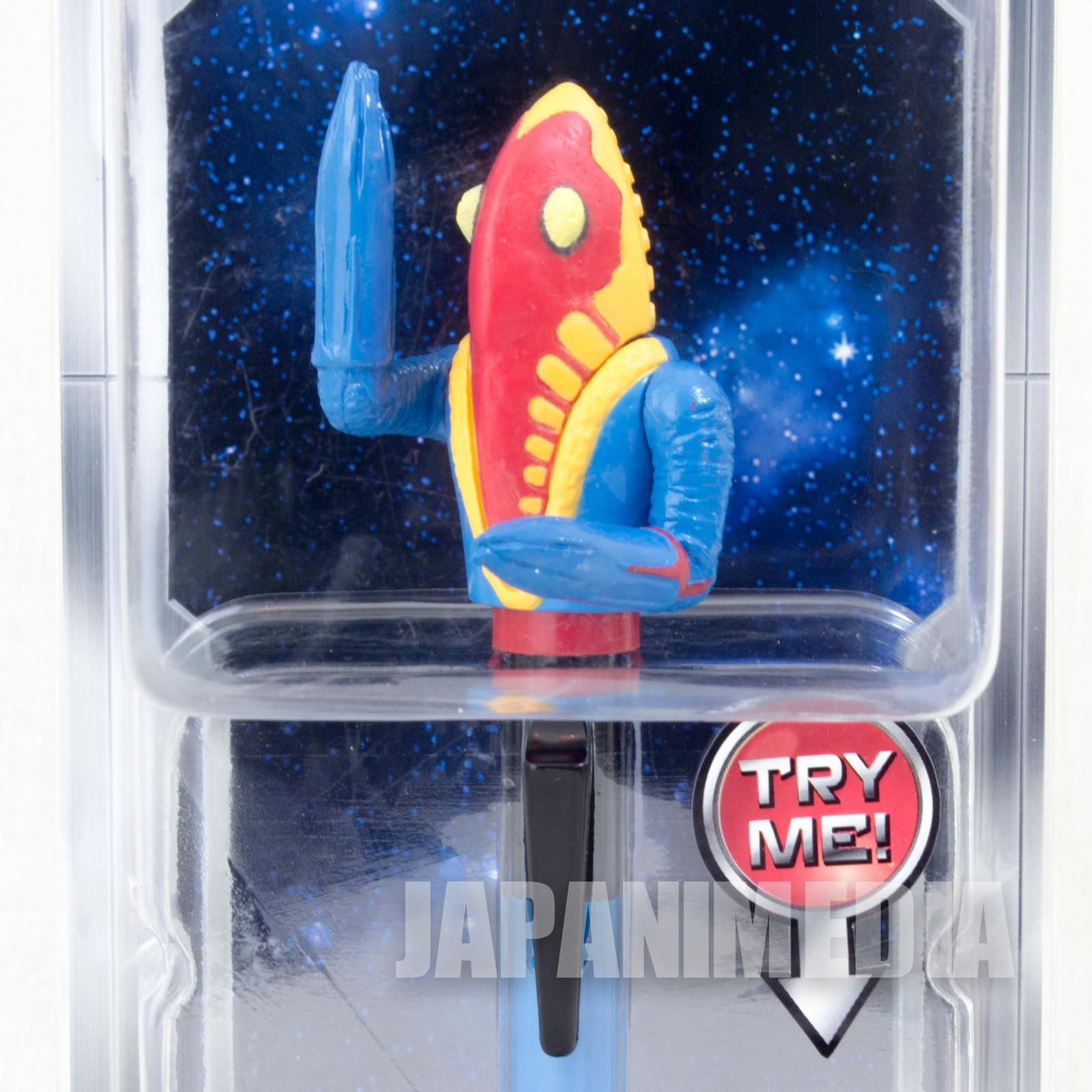 Ultraman Alien Metron Action Oily Ball Point Pen Sun-Star JAPAN ANIME MANGA