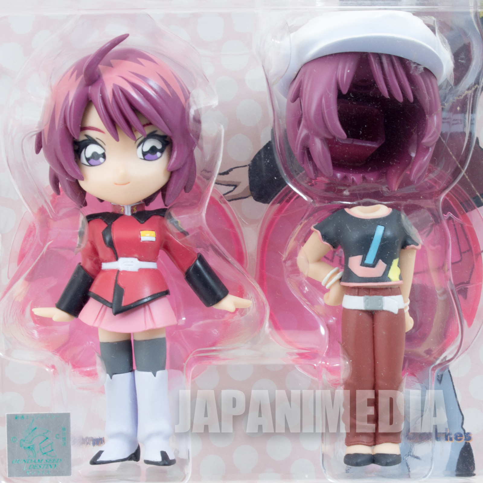 Gundam Seed Destiny Lunamaria Hawke Character Studio Dress-up Figure JAPAN