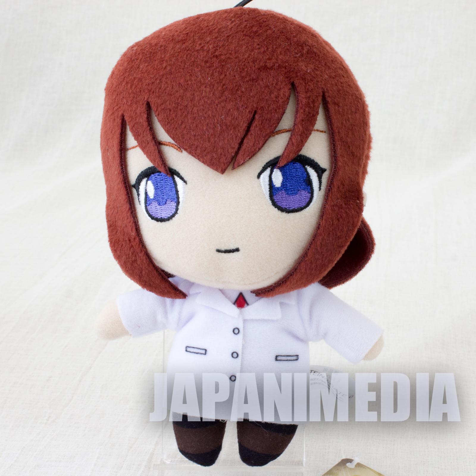 Steins ; Gate 0 Kurisu Makise Mini Plush Doll