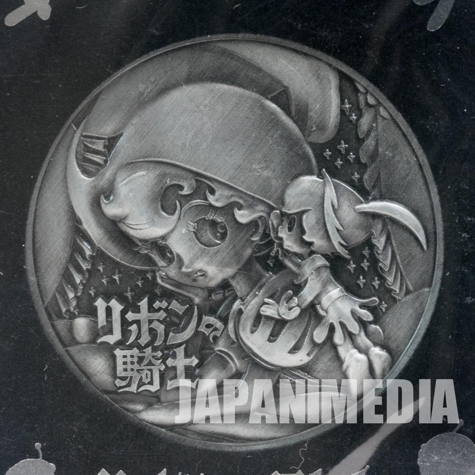 Princess Knight Memorial Medal Tezucomi Osamu Tezuka JAPAN ANIME MANGA