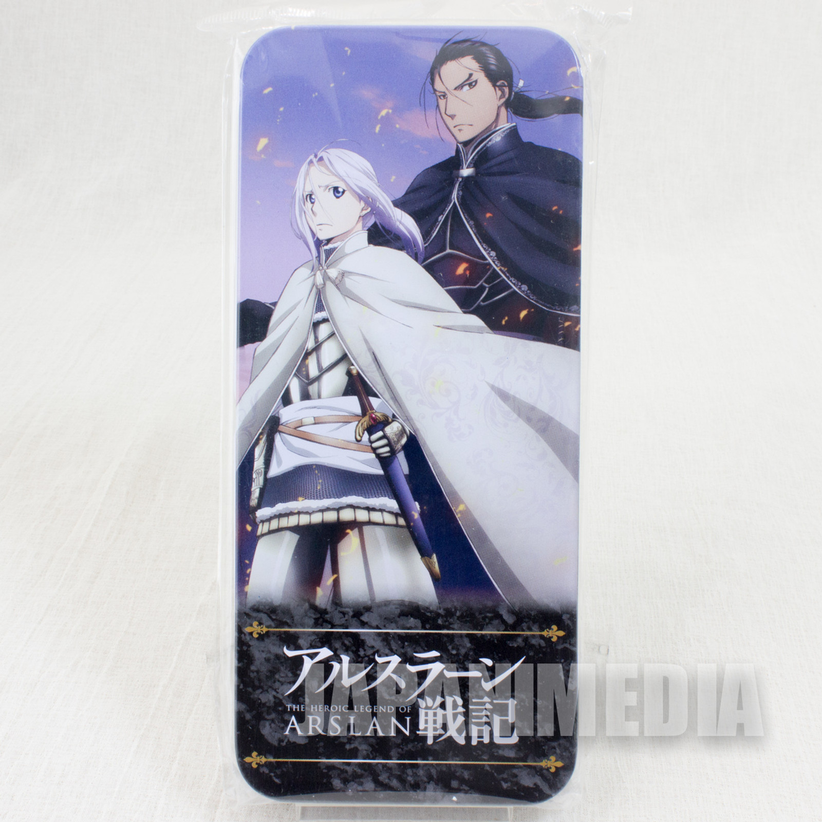 The Heroic Legend of Arslan Can Pen Case JAPAN ANIME MANGA