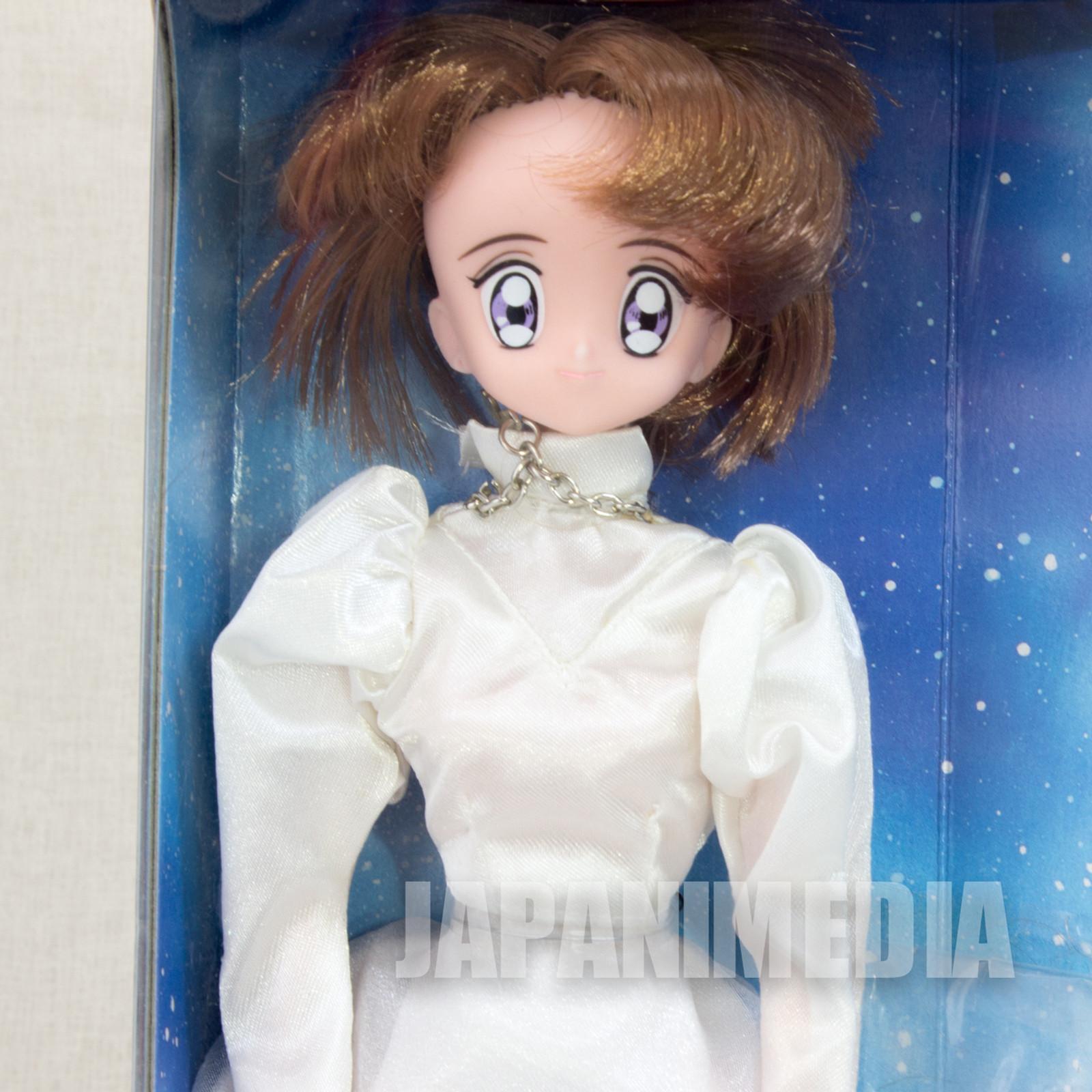 Saint Tail Sister Seira Mimori Saint Face Doll Figure SEGA JAPAN