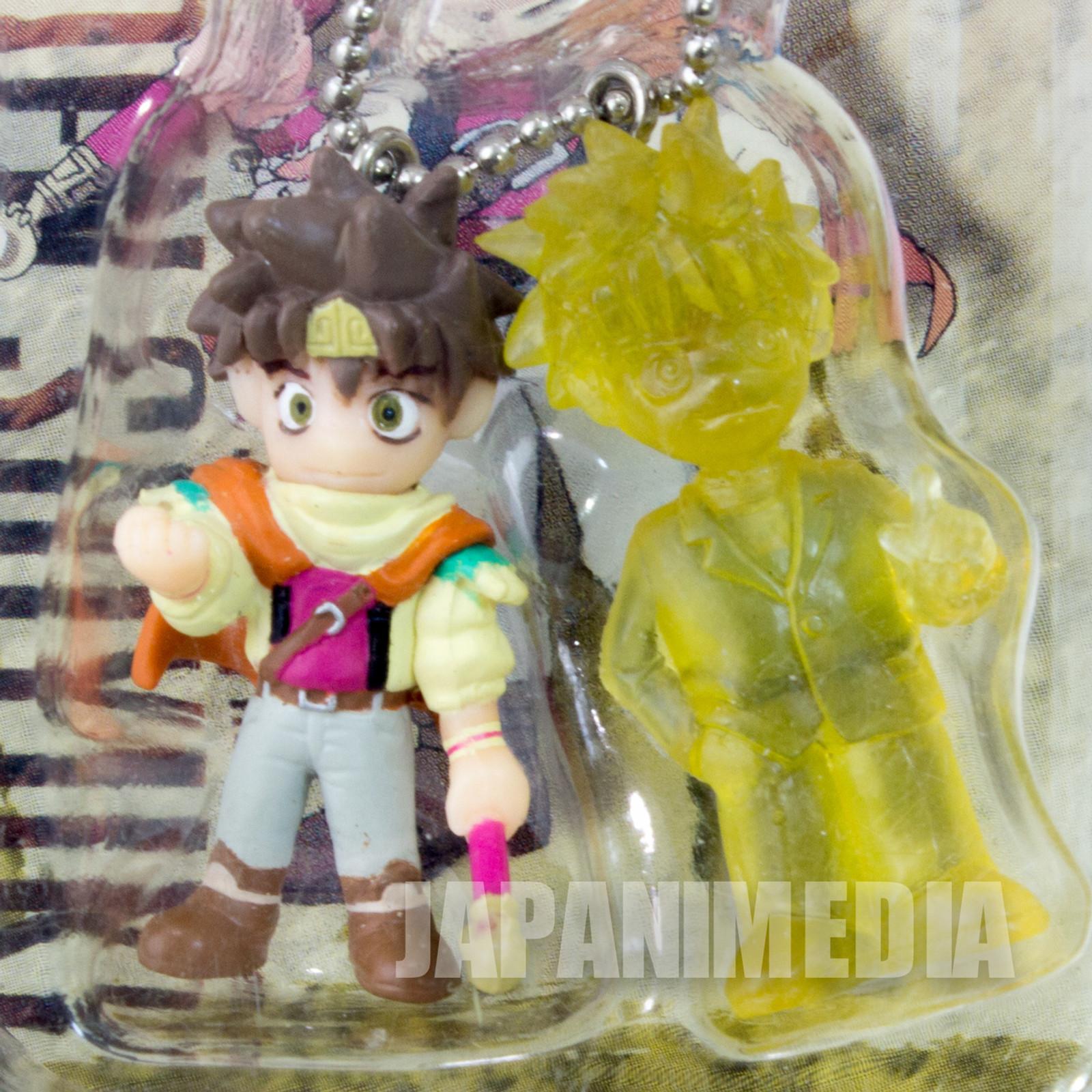 Gensomaden SAIYUKI Son Goku Mascot Figure Twin Keychain JAPAN ANIME MANGA