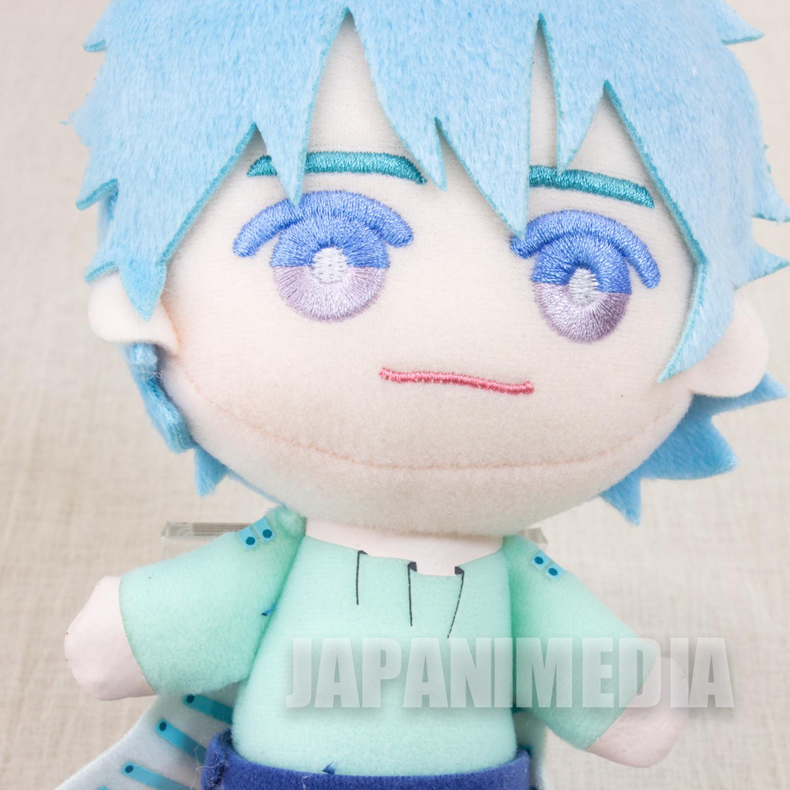 Hakyu Hoshin Engi Fugen Tomo-nui Plush doll JAPAN ANIME MANGA