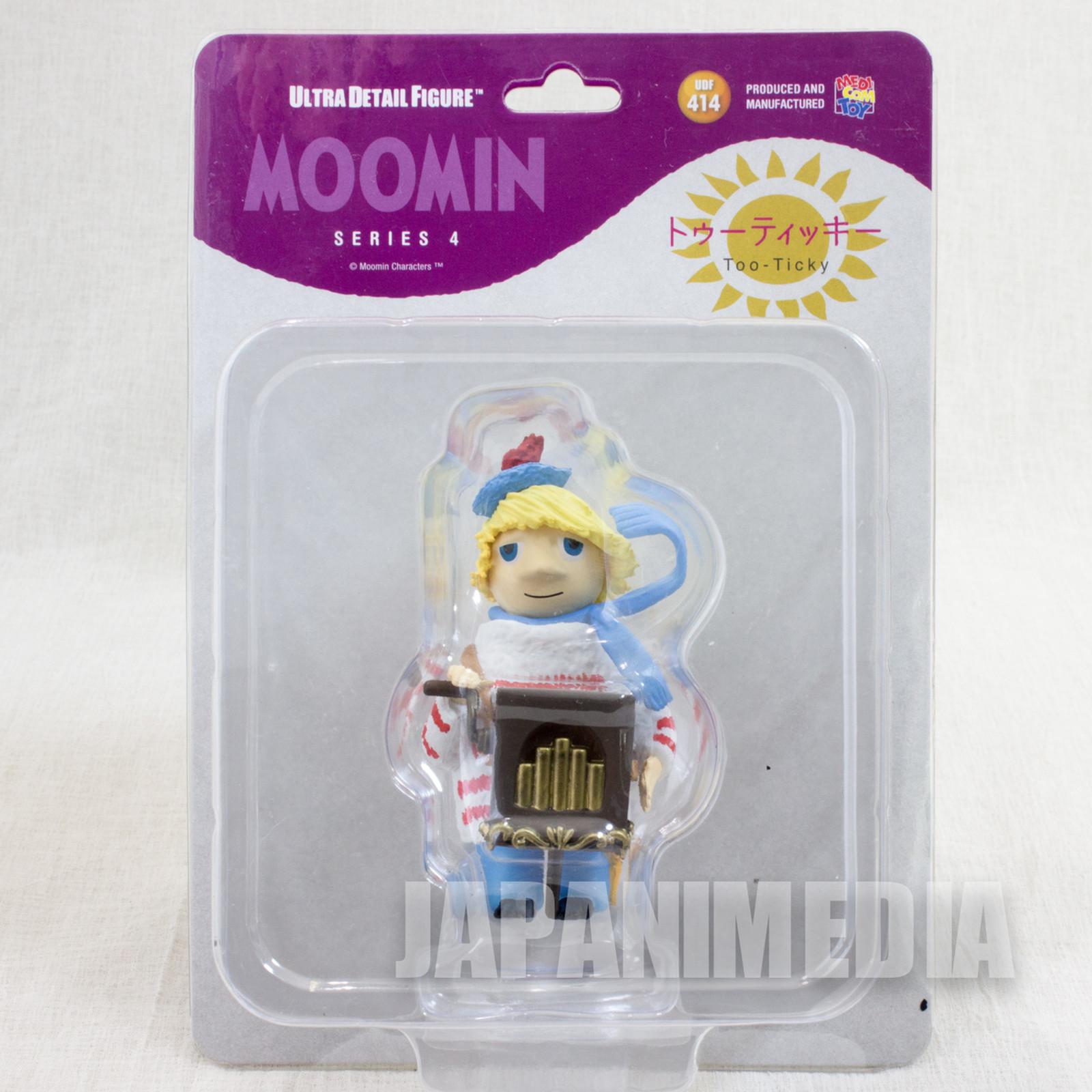 Moomin Too Ticky Ultra Detail Figure UDF Medicom Toy JAPAN