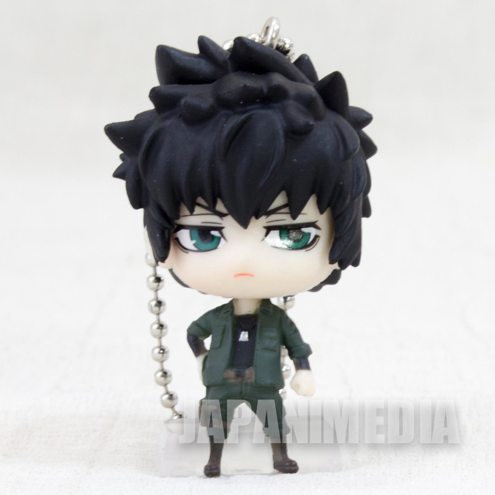 Psycho-Pass Shinya Kogami Deformed Mini Figure TAKARA TOMY JAPAN