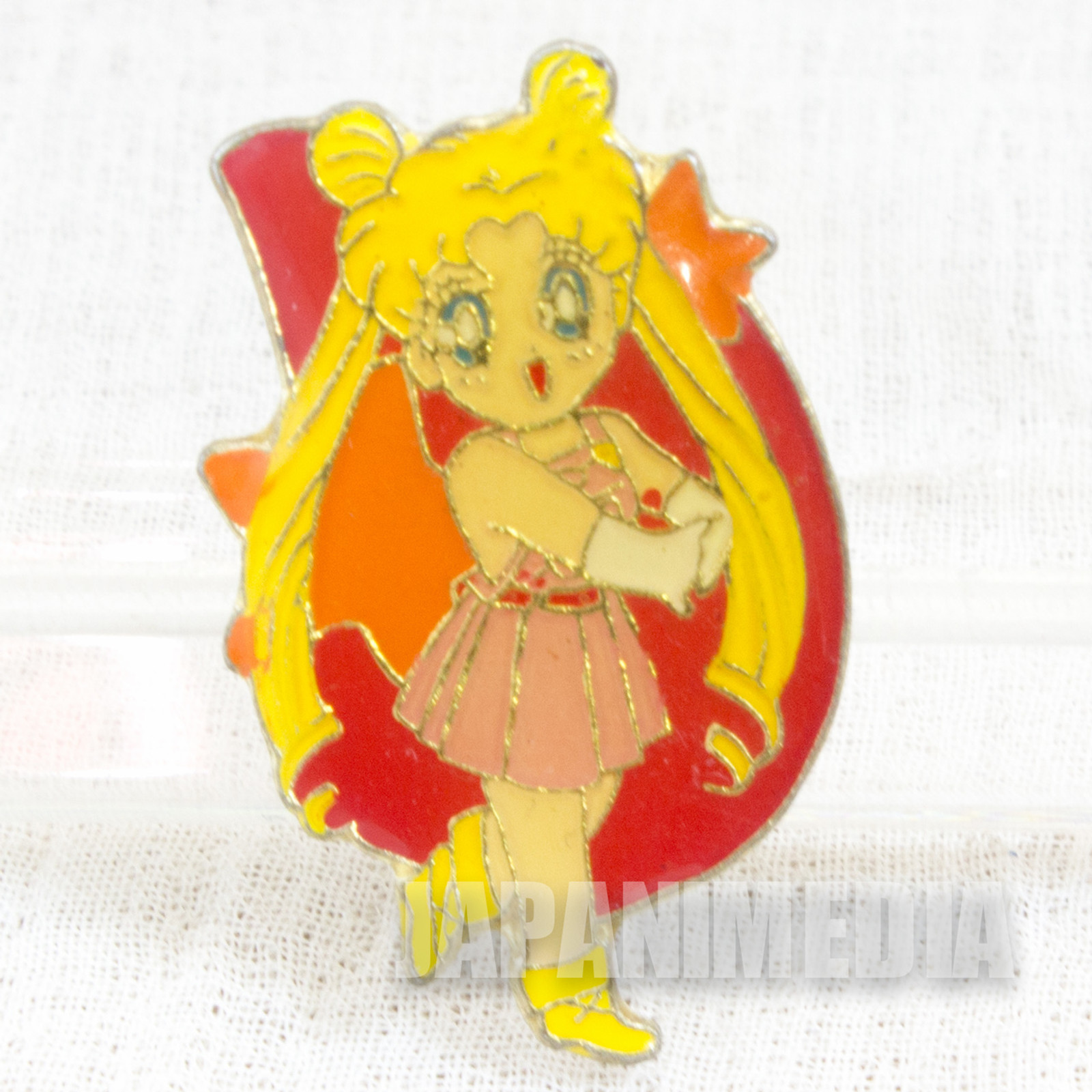 Sailor Moon Usagi Tsukino Metal Pins Badge JAPAN ANIME MANGA 5