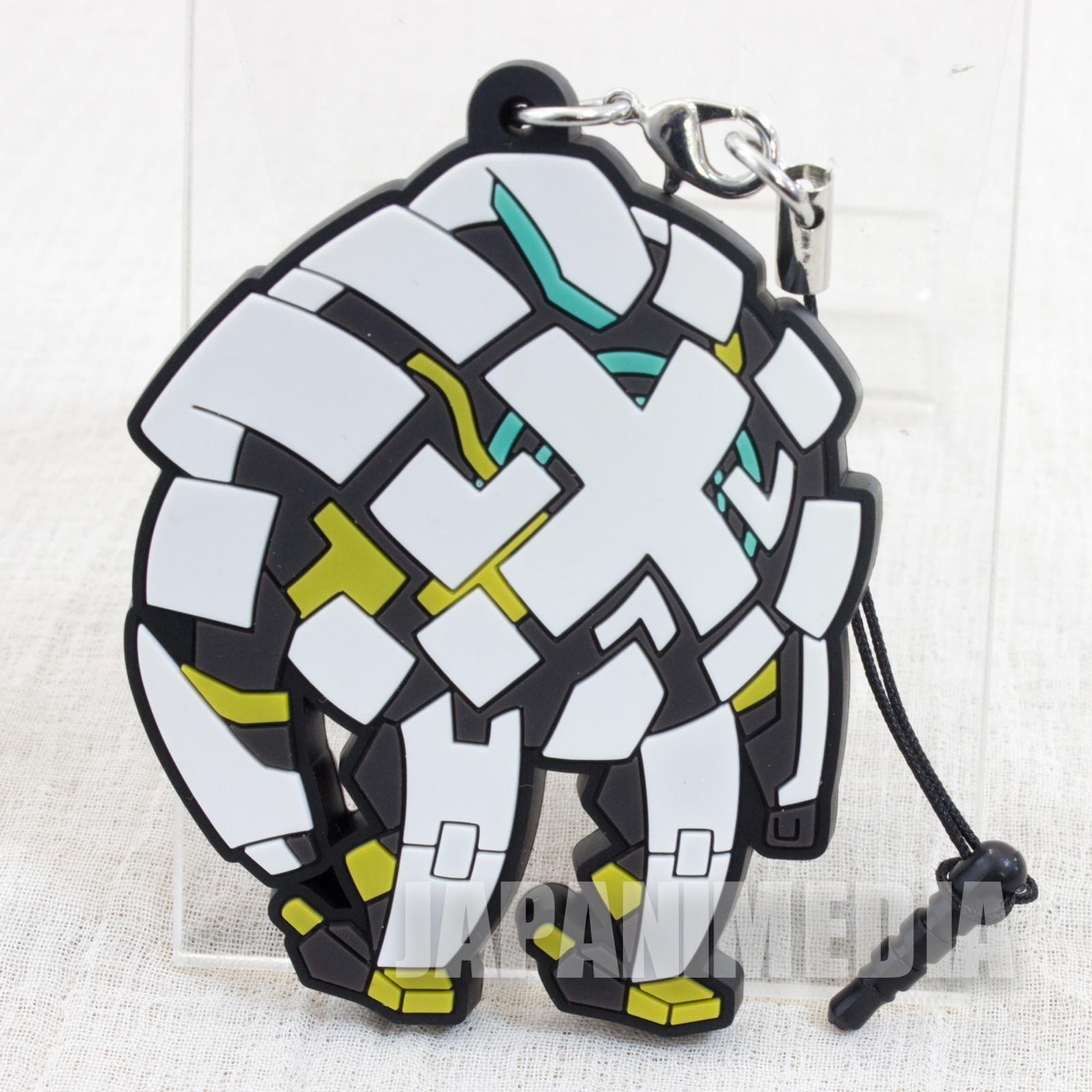 RAKUEN TSUIHOU Expelled from Paradise Arhan Mascot Rubber Strap