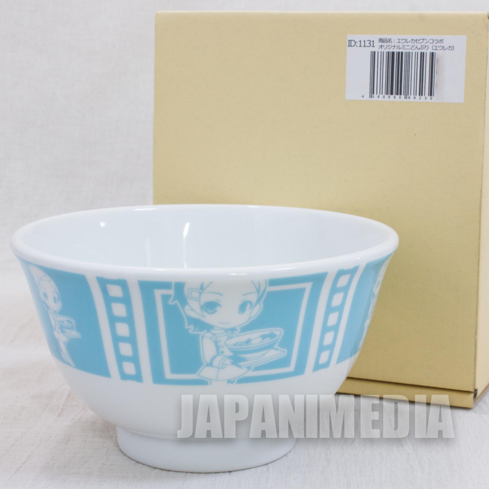 Eureka Seven Anemone EUREKA Rice Ball JAPAN ANIME MANGA