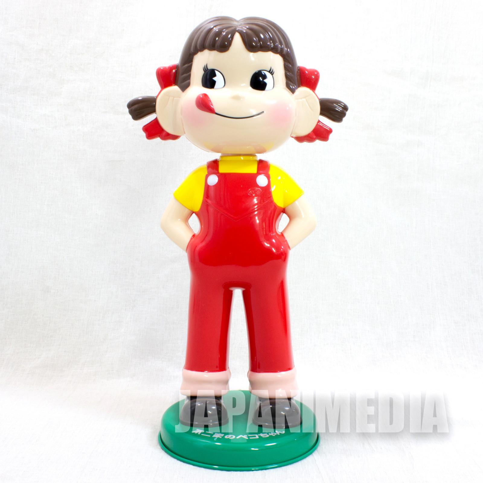 "Milky Candy Peko-chan Big 12"" Bobble Head Figure FUJIYA JAPAN ANIME BOBBIN"