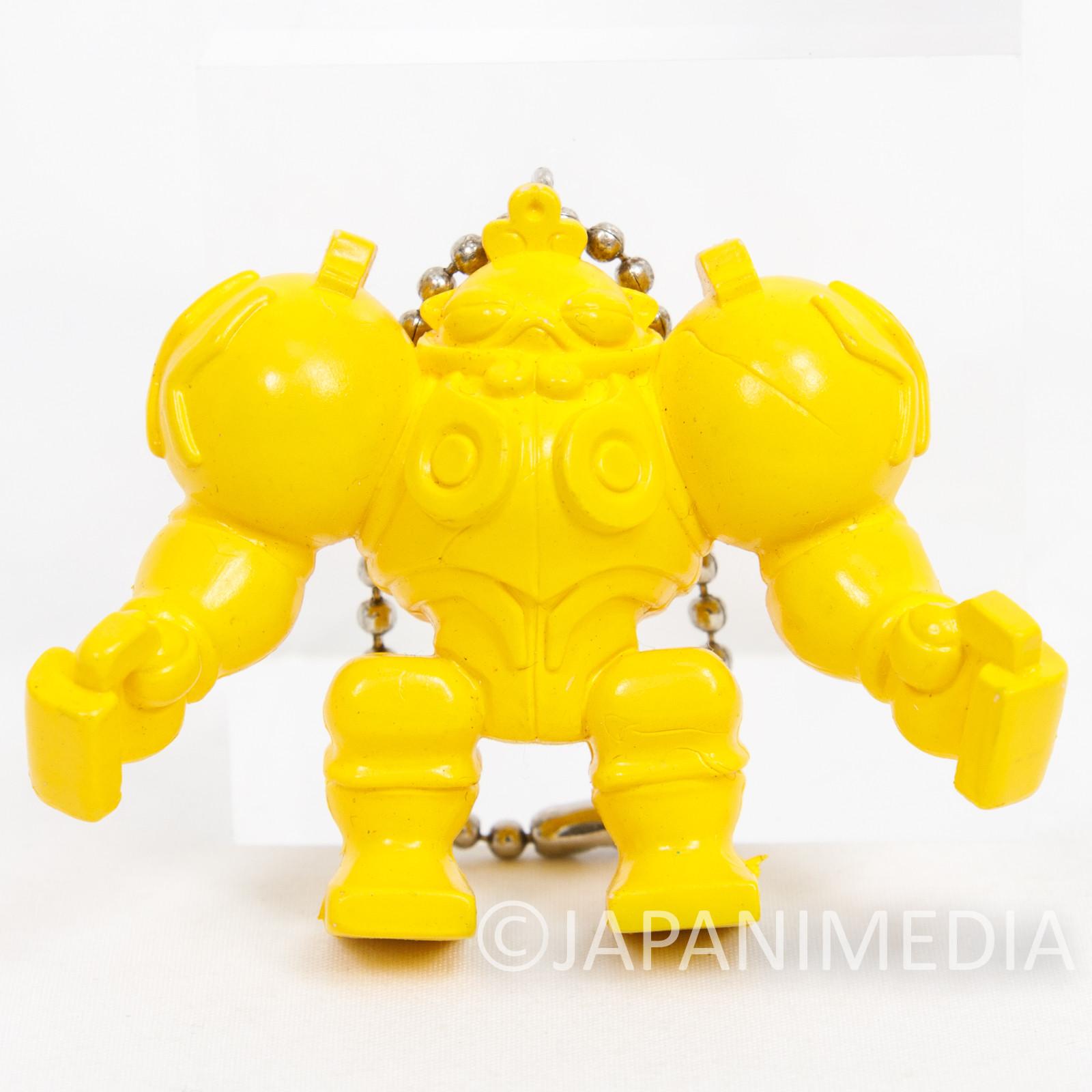 Darkstalkers (Vampire) Huitzil Phobos Capcom Character Mini Figure Ball keychain JAPAN