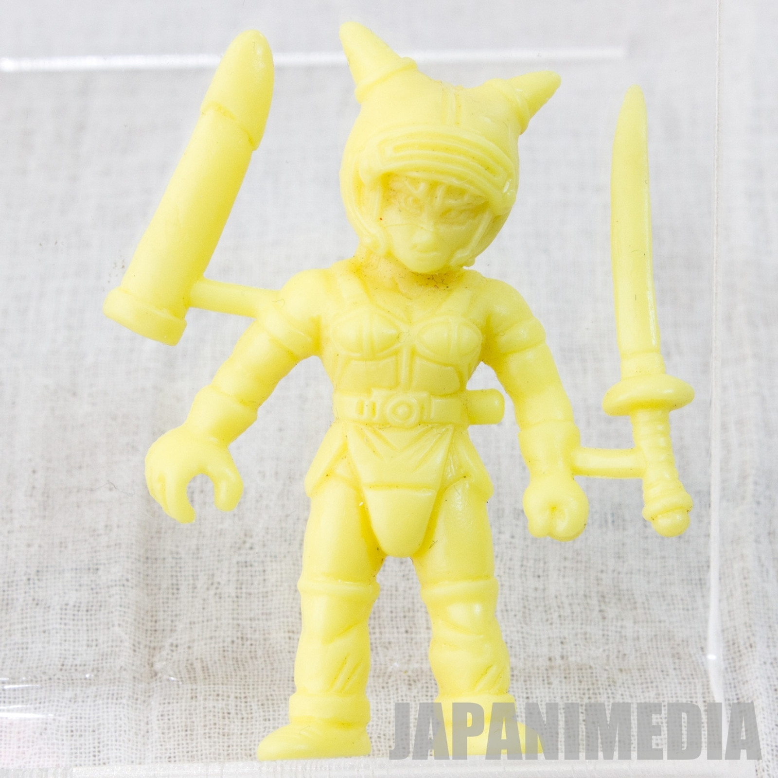 RARE Dragon Quest : Legend of the Hero Abel Daisy Mini Rubber Figure Kinkeshi