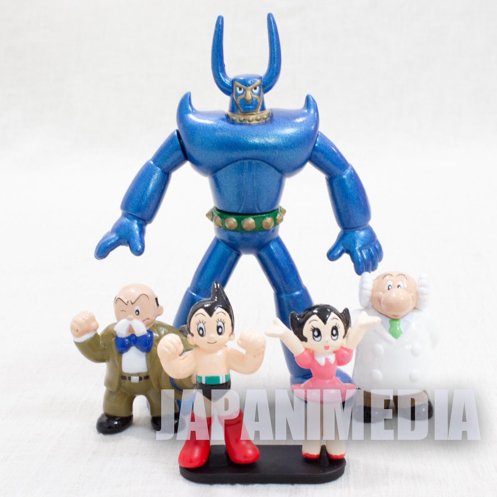 Mighty Atom Astro Boy Mini Figure Movie Mate Yutaka Osamu Tezuka JAPAN