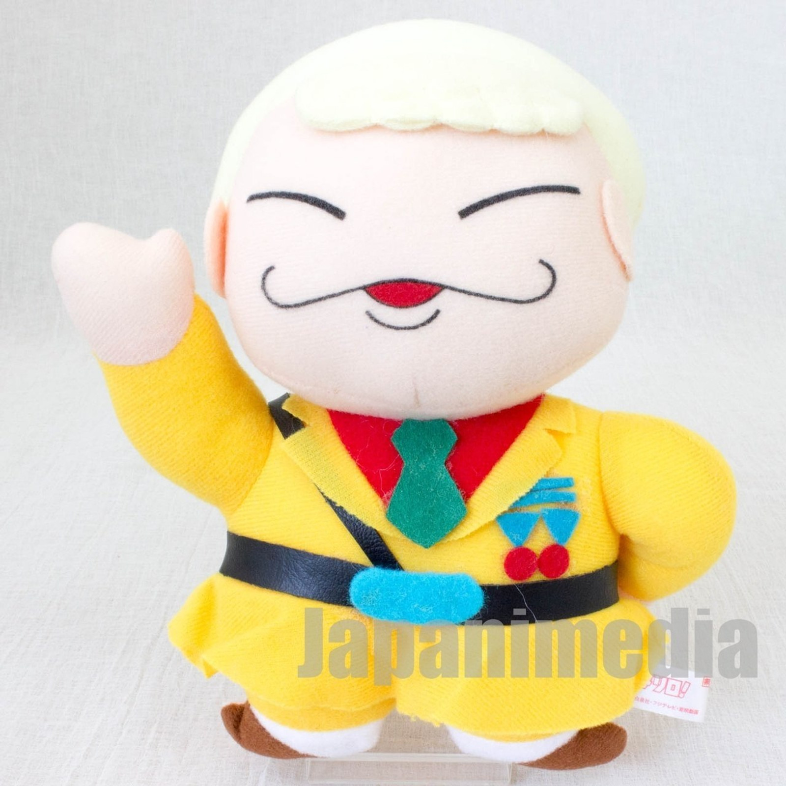 Retro Rare! Patalliro Plush Doll Yujin 2 JAPAN ANIME MANGA 3